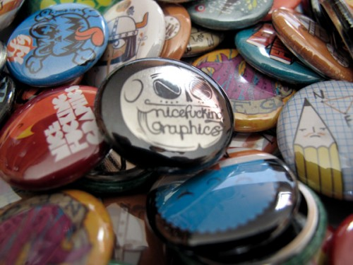 1 inch badges