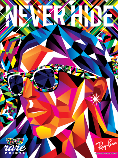 16a8977c3c Ray Ban Never Hide