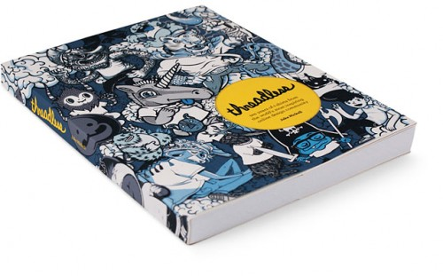 threadless book cover