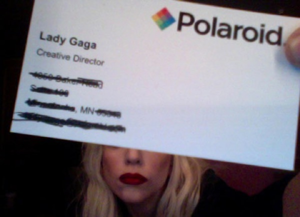 famous-business-cards-gaga