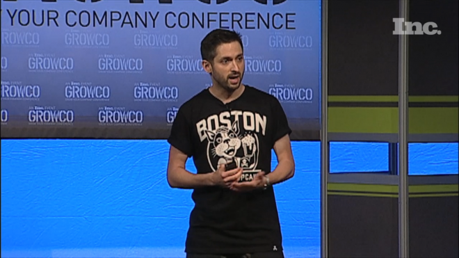 johnny cupcakes lecture