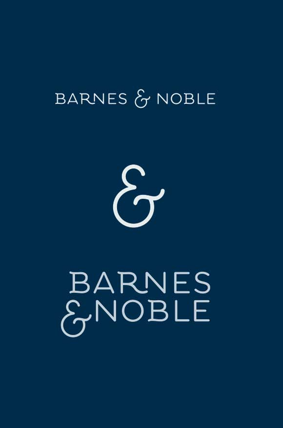 Barnes and noble brand guidelines logo