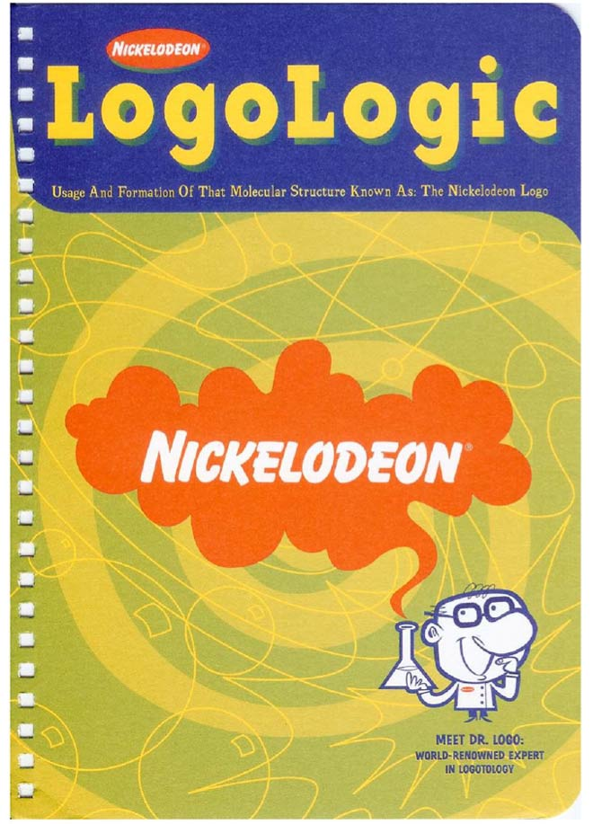 nickelodeon logo logic guide