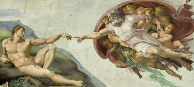 Modern Remakes Of Famous Paintings