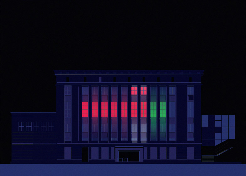 Nightclub-illustrations-by-Pablo-Benito_Berghain_dezeen_784_0