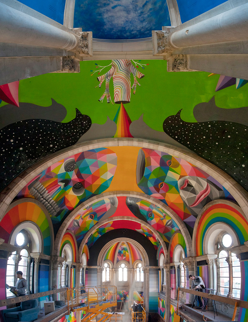 okuda-san-miguel-paints-colorful-mural-within-converted-churchs-indoor-skate-park-designboom-10