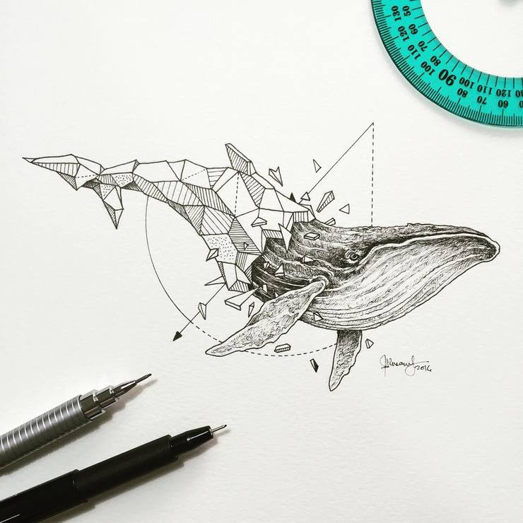 Abstract-Geometric-Animal-Illustrations-By-Kerby-Rosanes-05