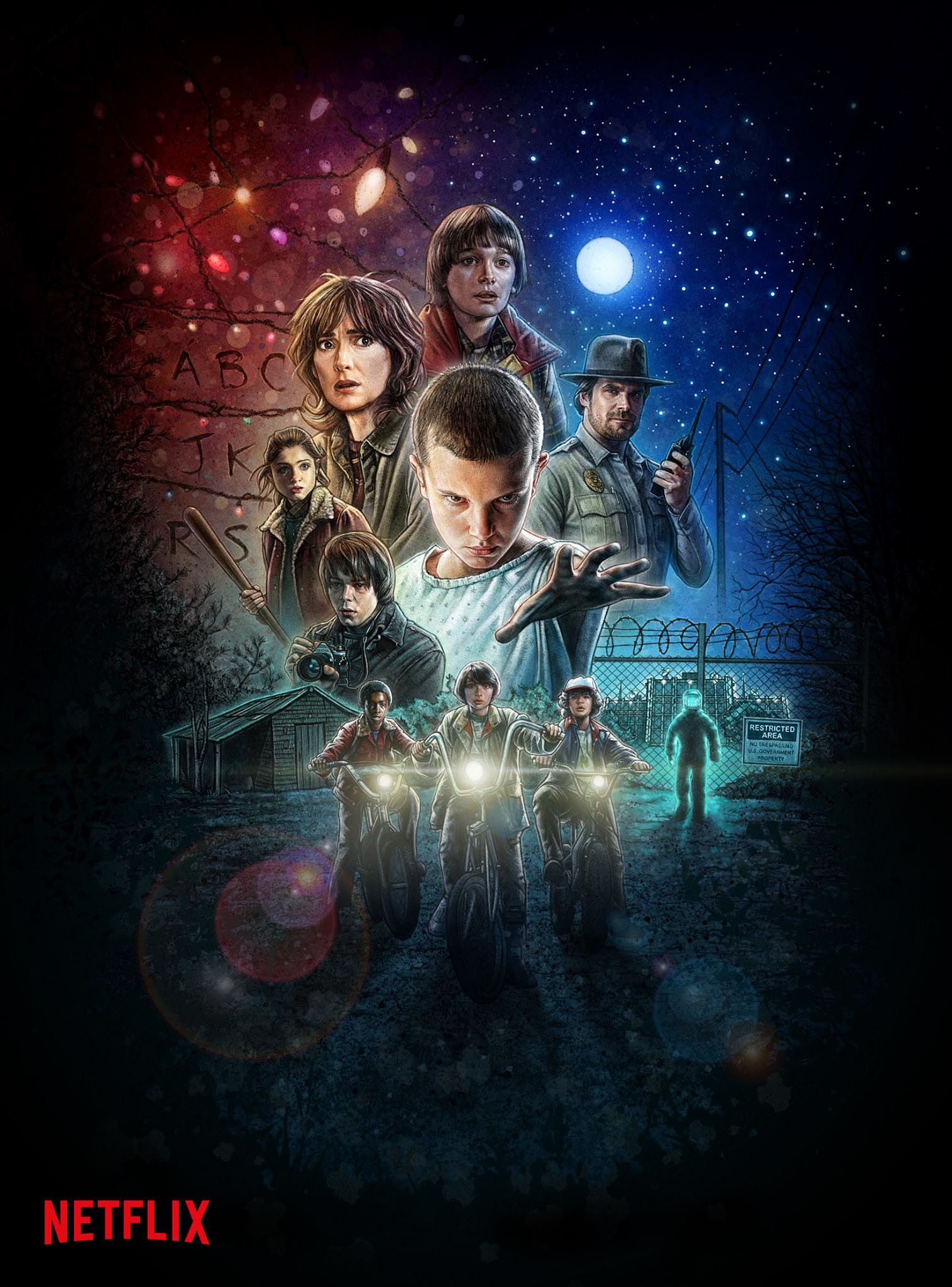 cartel stranger things